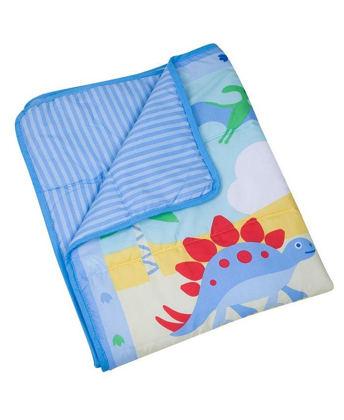 Wildkin - Dinosaur Land 3 pc Bed in a Bag - Baby