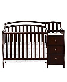 4-In-1 Mini Crib