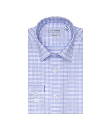 JM Haggar Premium Performance Classic Fit Dress Shirt