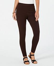 Petite Pull-On Leggings, Created for Macy's