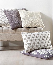 Beaded Decorative Pillow Collection