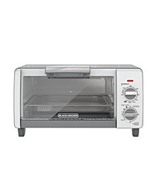 TO1785SG Crisp N' Bake Air Fry 4 Slice Toaster Oven