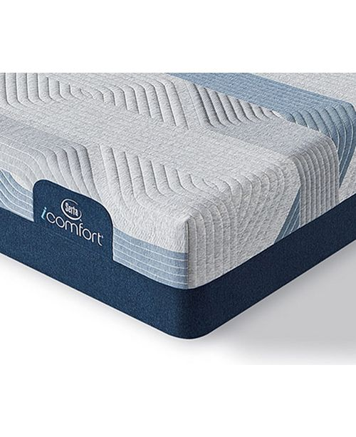 Serta i-Comfort by BLUE 300CT 11'' Plush Mattress- Full