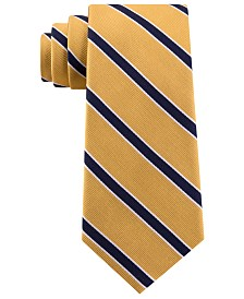 Tommy Hilfiger Men's Preppy Classic Stripe Tie
