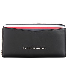 Tommy Hilfiger Walker Zip Wallet