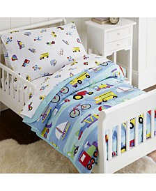 Wildkin's on the Go Sheet Set - Toddler
