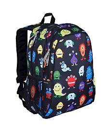 """Wildkin Monsters 15"""" Backpack"""
