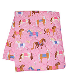 Wildkin's Horses 7 Pc Bed in a Bag - Full