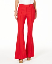 Rachel Zoe Sofia Flared High-Rise Pants