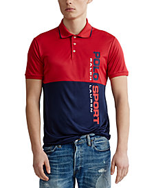 Polo Ralph Lauren Men's Polo Sport Tech Classic Fit Polo Shirt