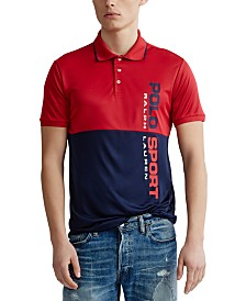 Polo Ralph Lauren Men's Polo Sport Tech Polo Shirt