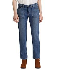 Lauren Ralph Lauren Relaxed Estate Jeans
