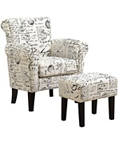 Stupendous Monarch Specialties Accent Furniture Macys Onthecornerstone Fun Painted Chair Ideas Images Onthecornerstoneorg