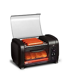 Elite Cuisine Hot Dog Roller and Toaster Oven