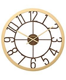 Gallery Mirrored Wall Clock
