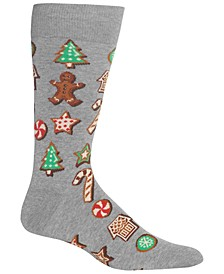 Men's Socks, Cookies Crew