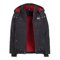 Deals on Tommy Hilfiger Little Boys Detachable Hood Puffer Jacket