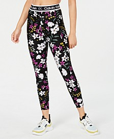 Midnight Garden Printed Leggings