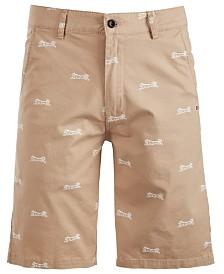 Le Tigre Men's Fairfield Slim-Fit Shorts