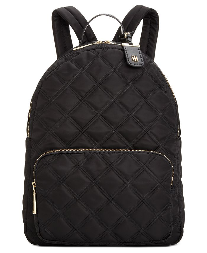 Tommy Hilfiger - Julia Triple Quilted Nylon Dome Backpack
