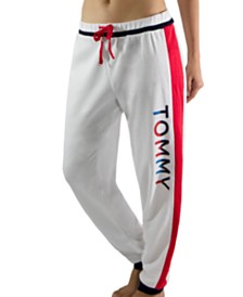 Tommy Hilfiger Tuxedo Stripe Jogger Lounge Pants