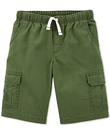 Carter's Little & Big Boys Cotton Cargo Shorts