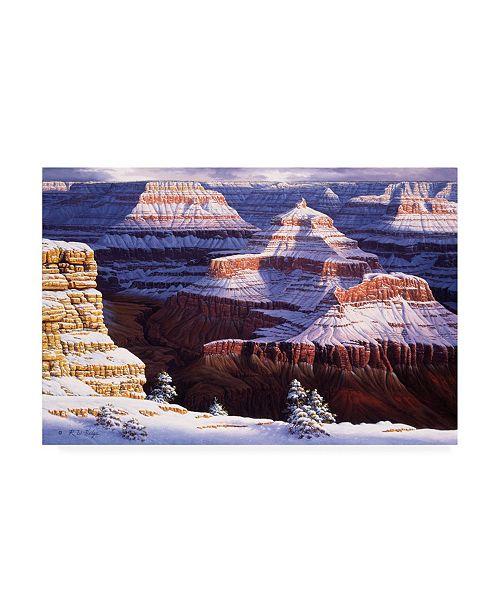 "Trademark Global R W Hedge Dream Catchers Canvas Art - 27"" x 33.5"""