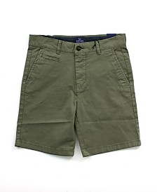 Boy's Twill Dress Shorts