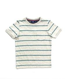 Bear Camp Big Boy Striped Short Sleeve Tee