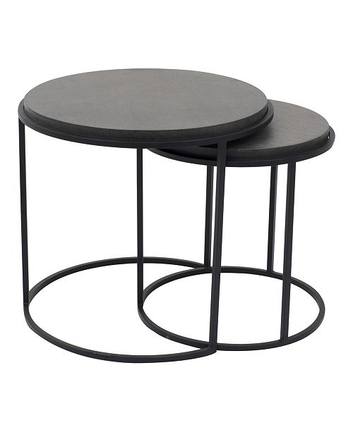 Moe's Home Collection Roost Nesting Tables - Set of 2
