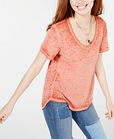 Juniors' Burnout Top, Created for Macy's
