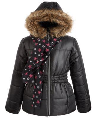 Kids Jacket Girls Boys Jungle Print Bomber Padded Zip Up Biker Jackets MA 1 Coat
