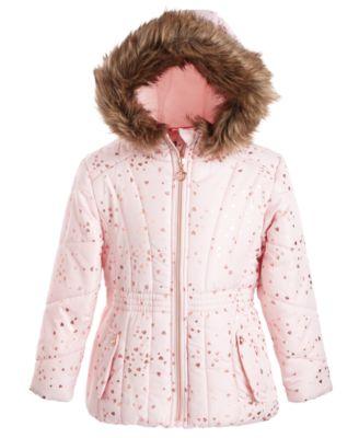 Rothschild Little Girls Star Jacket
