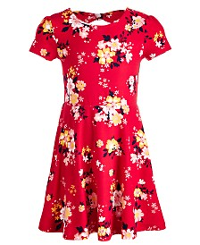 Epic Threads Toddler Girls Floral-Print Dress, Created for Macy's