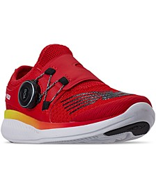 Little Boys FuelCore BKO Adjustable Closure Running Sneakers from Finish Line