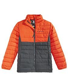 Big Boys Powder Lite Colorblocked Jacket
