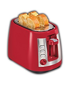Retractable Cord 2 Slice Toaster