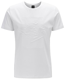 BOSS Men's Stretch-Cotton T-Shirt