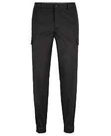 BOSS Men's Tapered-Fit Trousers