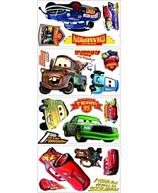 Cars - Piston Cup Champs Peel and Stick Wall Decal