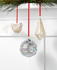 Holiday Lane Crystal Elegance Collection, Created for Macy's
