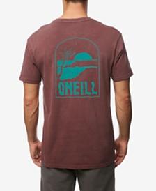 O'Neill Men's Tombstone Logo Graphic T-Shirt