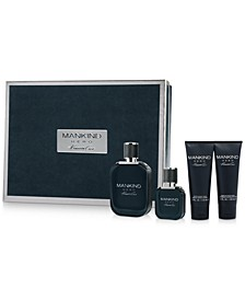 Men's 4-Pc. Mankind Hero Gift Set