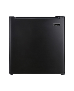 Magic Chef 1.7 Cubic Feet Mini Refrigerator with Chillier Compartment
