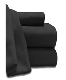 Sobel Westex Soft and Cozy Microfiber Sheet Set, King