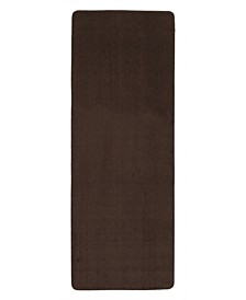 "Softy Collection Solid Non-Slip Kitchen/Bath Rug, 26"" x 72"""