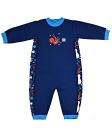 Splash About Baby and Toddler Boys and Girls Warm in One Wetsuit