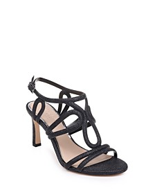 Jewel Badgley Mischka Simba Sandals