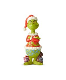 Jim Shore Grinch Statue
