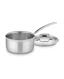 MultiClad Pro 2-Qt. Saucepan with Cover